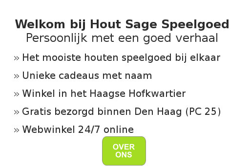 Introductie Hout Sage Speelgoed