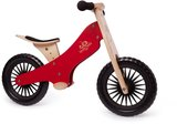 Kinderfeets - Loopfiets Cherry red