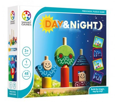 SMARTGAMES - Day & Night