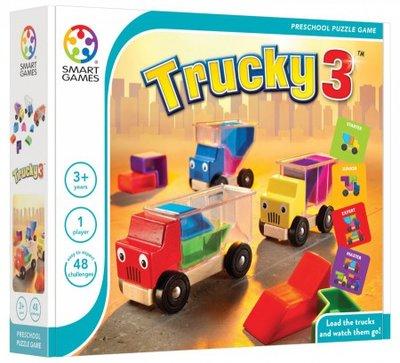 SMARTGAMES - Trucky 3