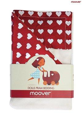 MOOVER - Beddengoed poppenwagen