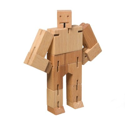 AREAWARE - CUBEBOT small natural