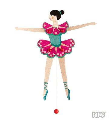BAJO - Ballerina trekpop