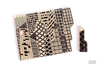 BAJO - City puzzle