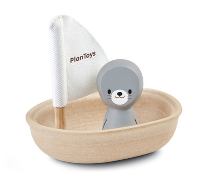 PLANTOYS - Sailing Boat Seal