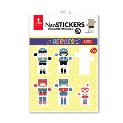 EL NAN - Nan Stickers Heroes