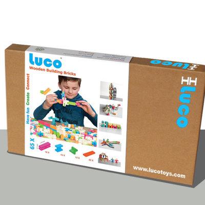 LUCO - Bricks, kleur