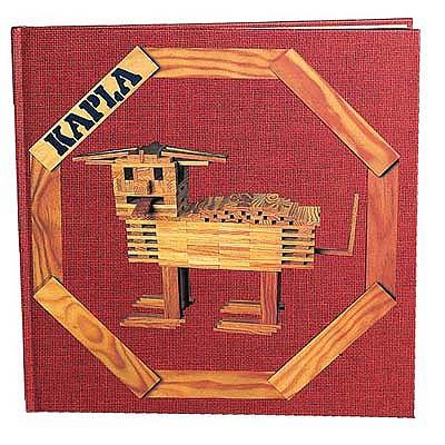 KAPLA - Boek Rood Volume 1