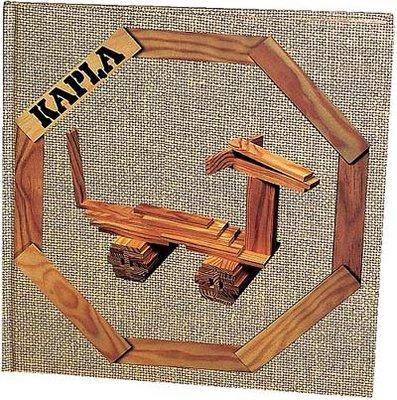 KAPLA - Boek Bruin Volume 4