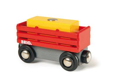 BRIO - Hooiwagon