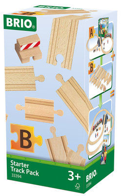 BRIO - Beginners railset B