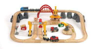 BRIO - Treinset vrachtvervoer
