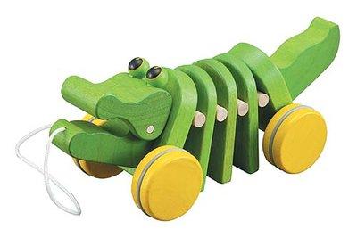 PLANTOYS - Dansende krokodil klassiek