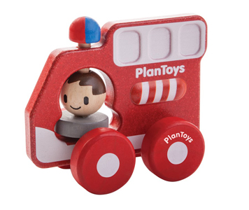 PLANTOYS - Brandweerauto