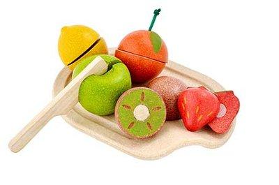 PLANTOYS - Fruit snijset