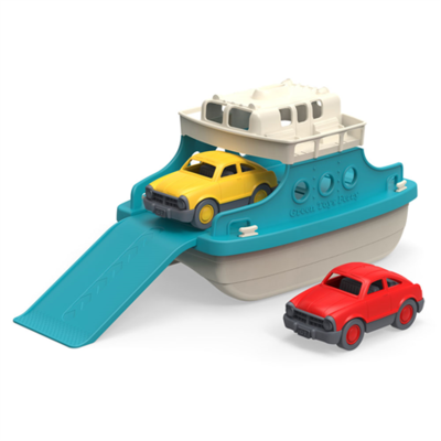 GREENTOYS - Ferry Boat with Cars