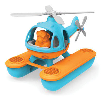 GREENTOYS - Seacopter (Blue)