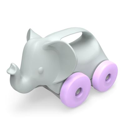 GREENTOYS - Elephant on Wheels