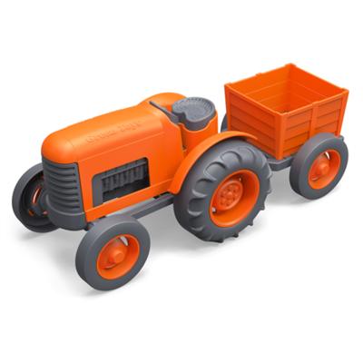 GREENTOYS - Tractor Orange