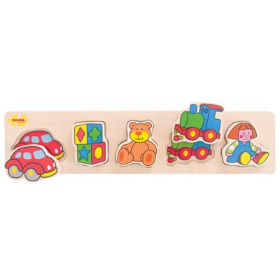 BIGJIGS - Chunky Speelgoed Puzzel