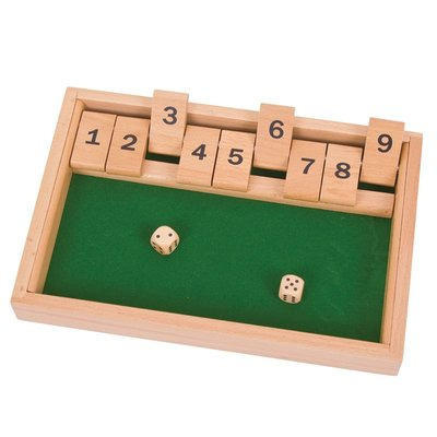 BIGJIGS - Shut the Box
