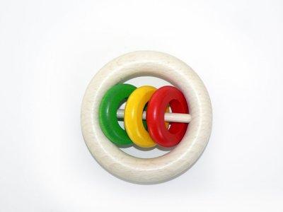 HESS - Rammelaar 3 ringen