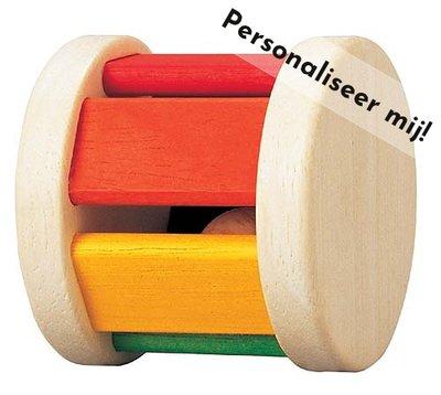 PLANTOYS - Roller rammelaar - Gemaakt voor jou!