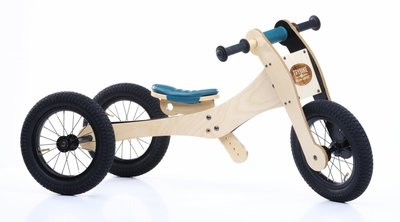 TRYBIKE - wood blue