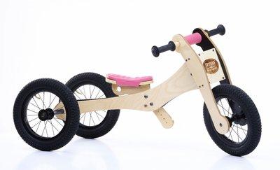 TRYBIKE -  wood pink