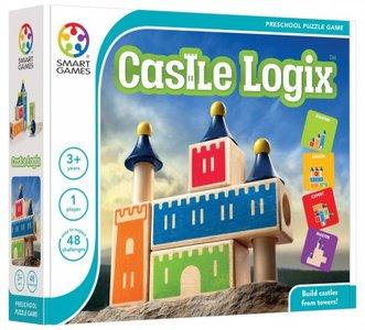 SMARTGAMES - Castle Logix - breinbreker voor peuters