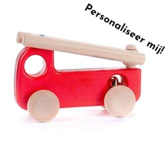 BAJO - Brandweerauto - gemaakt voor jou!
