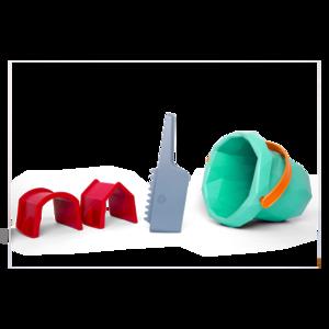 ZSILT - Zand en Strand speelgoed 3+