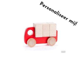 BAJO - Vrachtauto met blokken