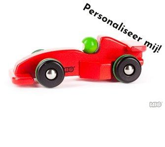 BAJO - Racing Car F - Gemaakt voor jou!