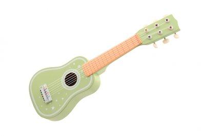 JOUECO - Houten gitaar met 6 snaren