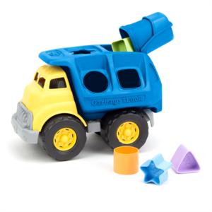 GREENTOYS - Vormenstoof Recycle Vrachtauto