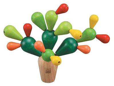 PLANTOYS - Cactus balanceer spel