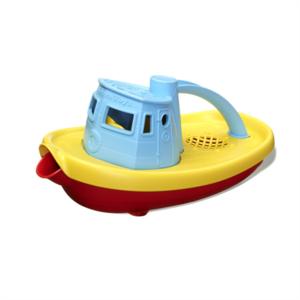 GREENTOYS - Tugboat (Blue)