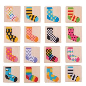 BIGJIGS - Sokken Memorie