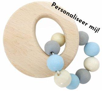 HESS - Rammelaar Cirkel (naturel-blauw)